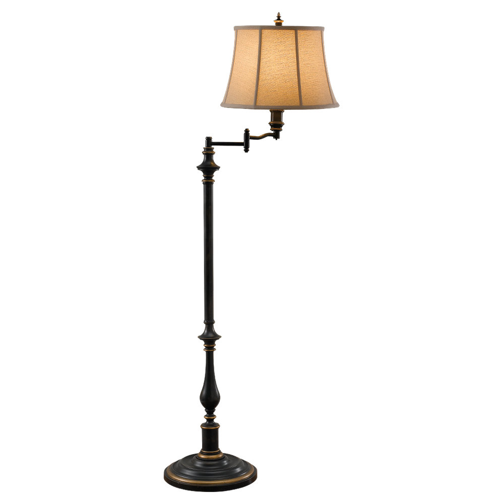 Maddalyn Collection Floor Lamp from Murray Feiss Lighting -FL6237