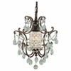 Maison de Ville Collection Chandelier - Mini Duo from Murray Feiss Lighting -F1879