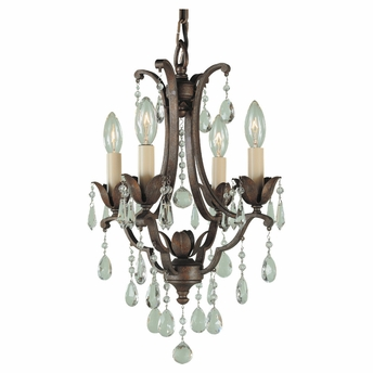 Maison de Ville Collection Chandelier - Mini Duo from Murray Feiss Lighting -F1881