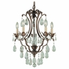 Maison de Ville Collection Chandelier - Mini Duo from Murray Feiss Lighting -F1882