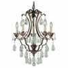 Murray Feiss (F1882) Maison De Ville 5 Light Mini Chandelier