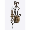 Quoizel Lighting (MQ8701HL) Marquette Wall Sconce in Heirloom