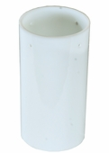 Meyda Tiffany (107305) 4 Inch Width X 7.5 Inch Height Cylinder White Replacement Shade