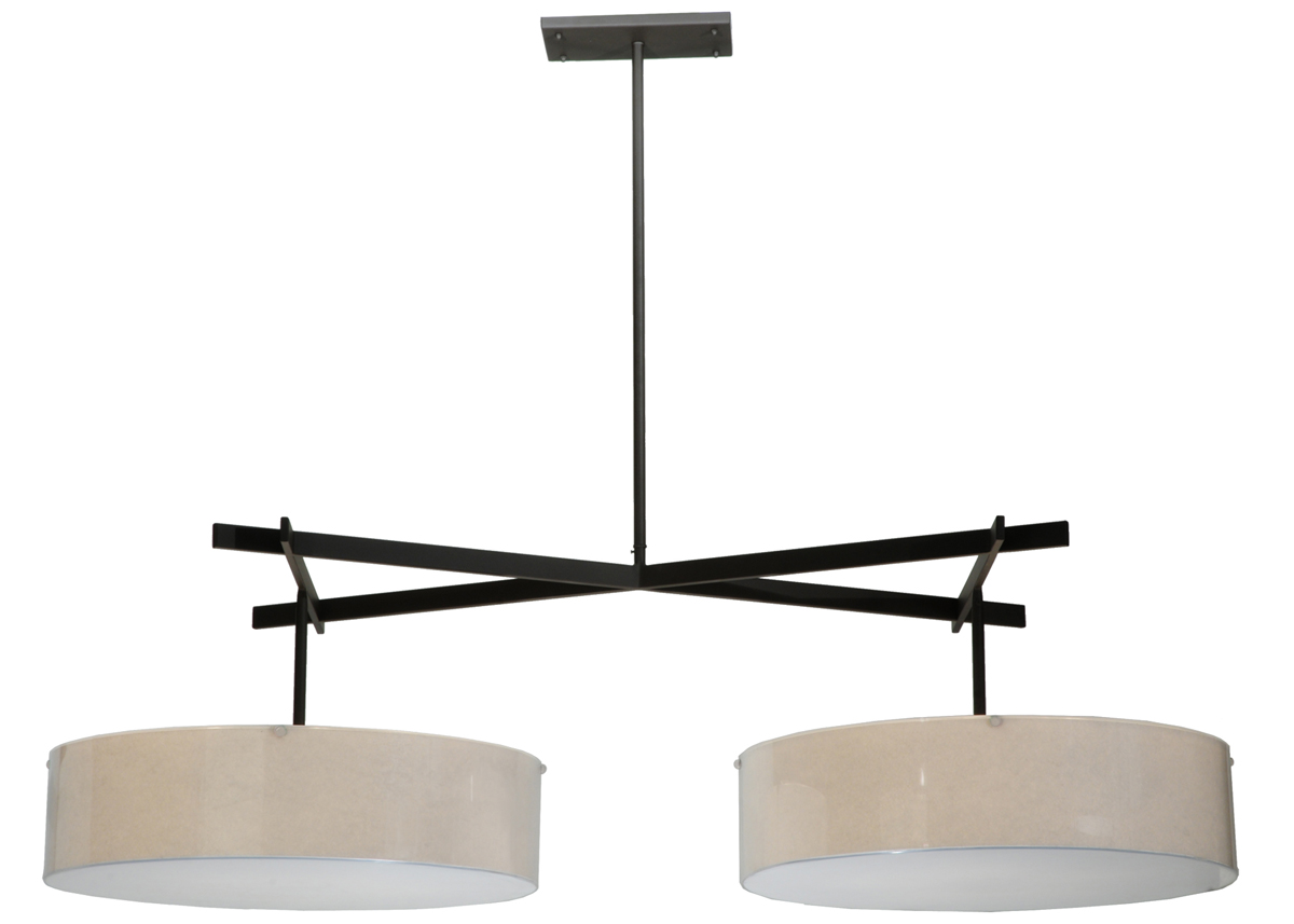 Meyda Tiffany 130983 725 Inch Length Solaris 2 Light
