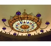 "Meyda Tiffany (72090) 420""W Stanley 8 Arm Chandelier"