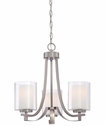 Minka Lavery (4103-84) Parsons Studio 3 Light Chandelier