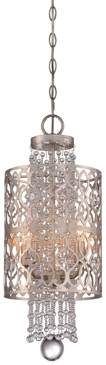 Minka Lavery (4843-276) Lucero - Jessica Mcclintock Home 4 Light Mini Foyer Pendant