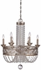 Minka Lavery (4848-276) Lucero - Jessica Mcclintock Home 9 Light Chandelier
