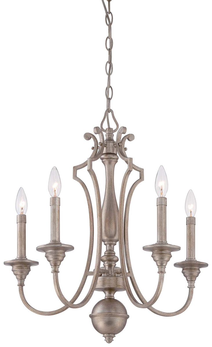 Minka Lavery (4865-279) Wellington Ave. 5 Light Chandelier