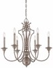 Minka Lavery (4869-279) Wellington Ave. 9 Light Chandelier