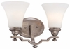 Minka Lavery (5862-279) Wellington Ave. 2 Light Bath Vanity Fixture