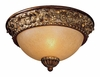 Minka Lavery (960-126) Belcaro 1 Light Flush Mount