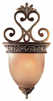 Minka Lavery (1553-477) Salon Grand 1 Light Wall Sconce