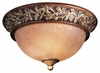 Minka Lavery (1569-477) Salon Grand 12.75 Inch Flush Mount