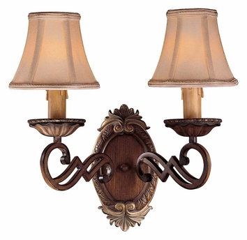 Minka Lavery (1944-126) Belcaro 2 Light Wall Sconce