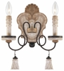 Minka Lavery (1290-580) Accents Provence 2 Light Wall Sconce