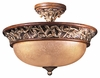 Minka Lavery (1568-477) Salon Grand 15 Inch Semi-Flush Mount