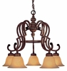 Minka Lavery (945-126) Belcaro 5 Light Chandelier