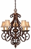 Minka Lavery (957-126) Belcaro 5 Light Chandelier