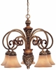 Minka Lavery (1575-477) Salon Grand 5 Light Chandelier