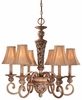 Minka Lavery (1556-477) Salon Grand 6 Light Chandelier