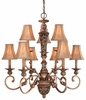 Minka Lavery (1559-477) Salon Grand 9 Light Chandelier