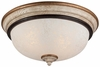 Minka Lavery (1237-580) Accents Provence 14.75 Inch Flush Mount
