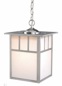 "Vaxcel Lighitng (OD14696) Mission 9"" Outdoor Pendant"
