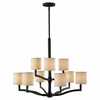 Murray Feiss (F2520) Stelle 9 Light Multi-Tier Chandelier