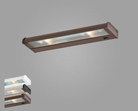 New Counter Attack 16 Halogen shown in Bronze by CSL Lighting
