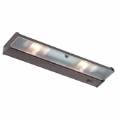New Counter Attack 24 Halogen shown in Bronze by CSL Lighting