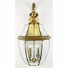Newbury- Americana Style Newbury Outdoor Fixture In Antique Brass Finish From Quoizel Lighting- NY8339A
