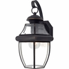 Newbury- Americana Style Newbury Outdoor Fixture In Medici Bronze Finish From Quoizel Lighting- NY8316Z