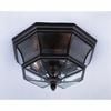 Newbury- Americana Style Newbury Outdoor Fixture In Mystic Black Finish From Quoizel Lighting- NY1794K
