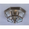 Newbury- Americana Style Newbury Outdoor Fixture In Pewter Finish From Quoizel Lighting- NY1794P