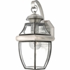 Newbury- Americana Style Newbury Outdoor Fixture In Pewter Finish From Quoizel Lighting- NY8316P