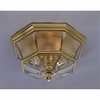 Newbury- Americana Style Newbury Outdoor Fixture In Polished Brass Finish From Quoizel Lighting- NY1794B
