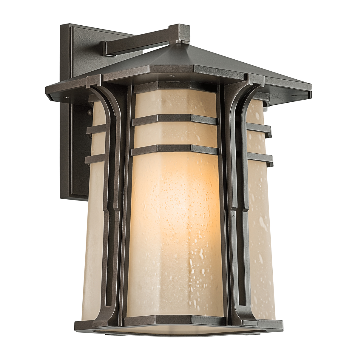 Kichler Lighting 49177OZFL North Creek 1 Light X Large Outdoor Wall Sconce