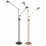 Antique Brass Floor Lamps