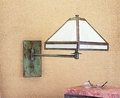 Arroyo Craftsman Swing Arm Wall Lamps