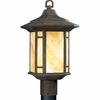 Progress Lighting (P5428-46) Arts and Crafts 1-Light Outdoor Post Lantern
