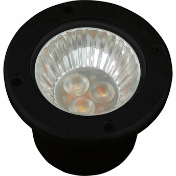 Progress LED (P5295-31) 1 Light LED Landscape Well Light in Black by Progress Lighting