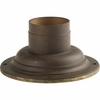 Progress Lighting Outdoor Posts (P8726-46) Utility/Landscape Outdoor Pedestal Mount shown in Weathered Bronze