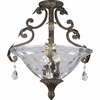 Thomasville Lighting (P3544-72) Savona 3 Light Semi-Flush Mount in Cognac