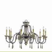 PROVENCE 10LT CHANDLR-CHS From Cyan Design - CY-6513-10-43