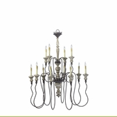 PROVENCE 12LT CHANDLR-CHS From Cyan Design - CY-6513-12-43