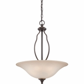 "Quoizel Lighting (VTA2820PN) Ventura 20"" Pendant in Palladian Bronze"