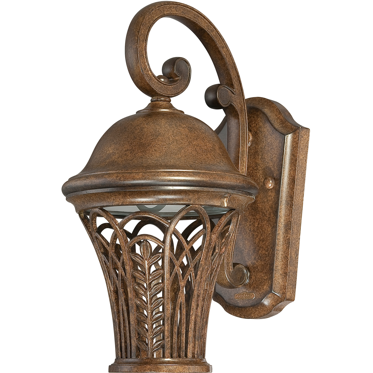 Quoizel Lighting (RH8408MU) 1 Light Richmond Outdoor Dark Sky Wall Sconce in Museum Bronze