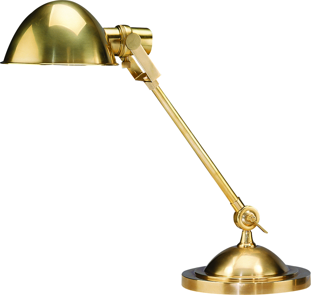 Robert Abbey 1900 Alvin Pharmacy Table Lamp Shown In