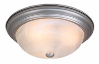 "Vaxcel Lighitng (CC25113) Saturn 13"" Flush Mount"